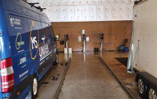 Renovering af vaskehal