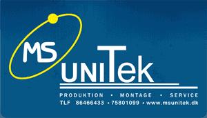 MS UniTek Logo